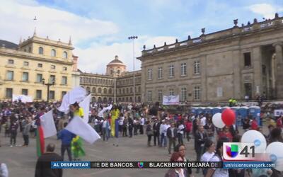 Todo listo para el referéndum sobre el acuerdo de paz en Colombia