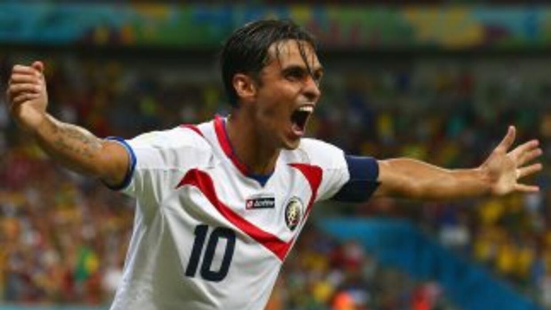 El jugador de la selección tica aseguró que Costa Rica tiene muchas posi...