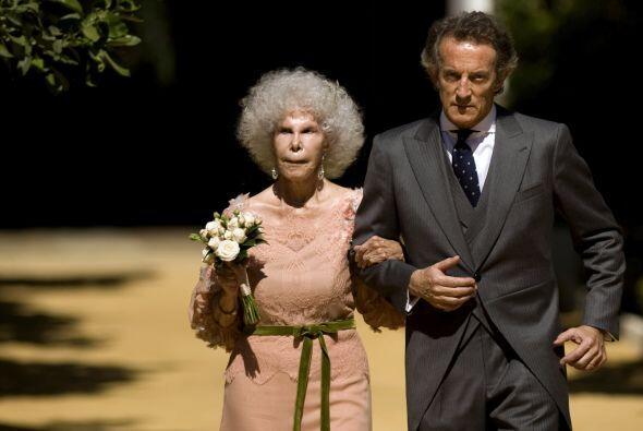 El confesor de la Duquesa, Ignacio Sánchez-Dalp. ha llegado al Pa...