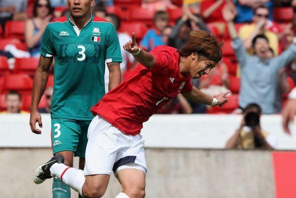 10.- Amistosos previo a Juegos Olímpicos.- Un empate a un gol frente a L...
