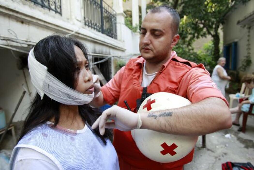 El general asesinado estaba en el punto de mira de grupos libaneses favo...
