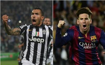 Barcelona y Juventus lograron alcanzar la final tras dejar en el camino...