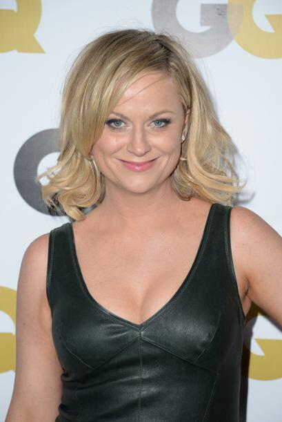 """Actriz y productora Amy Poehler, """"Parks and Recreation"""""""