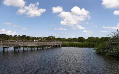 Wakodahatchee Wetlands, Delray Beach