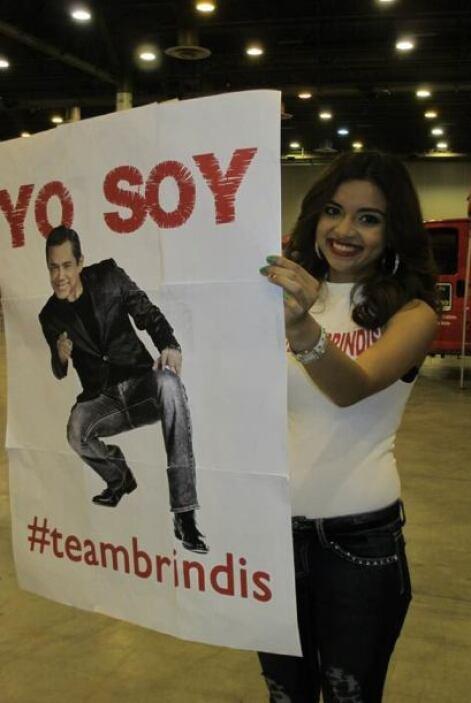 ¡Y gracias también a todos los que forman parte del #TeamBrindis! Escuch...