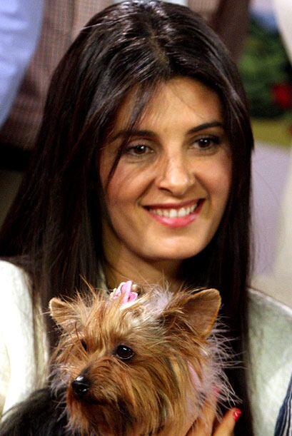 Como ves, Mayrín Villanueva es una gran actriz. Ya sea de protagonista o...