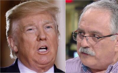 Jorge Cancino: ''En los primeros 100 días, el presidente Trump ha sido u...