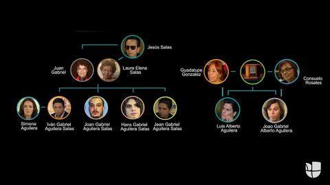 Desarmamos el árbol genealógico de Juan Gabriel