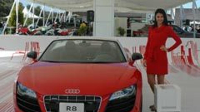 Gala Internacional del Automóvil 2010.
