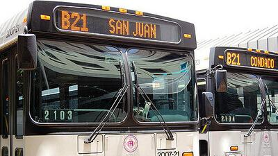 San Juan Bus