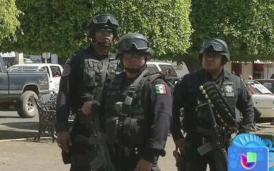 Grupos criminales en México podrían estar interviniendo y espiar a la po...