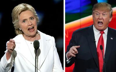 No cesa la guerra de palabras entre los candidatos a la presidencia
