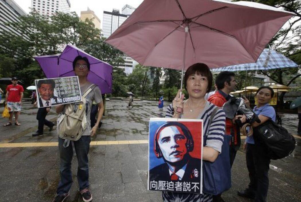 """""""La gente que piensa que he cometido un error al elegir Hong Kong malint..."""