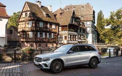 Mercedes-Benz GLC 250 4MATIC 2016