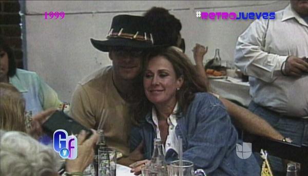Retrojueves: Cuando Thalía y Laura Zapata eran las mejores hermanas y se...