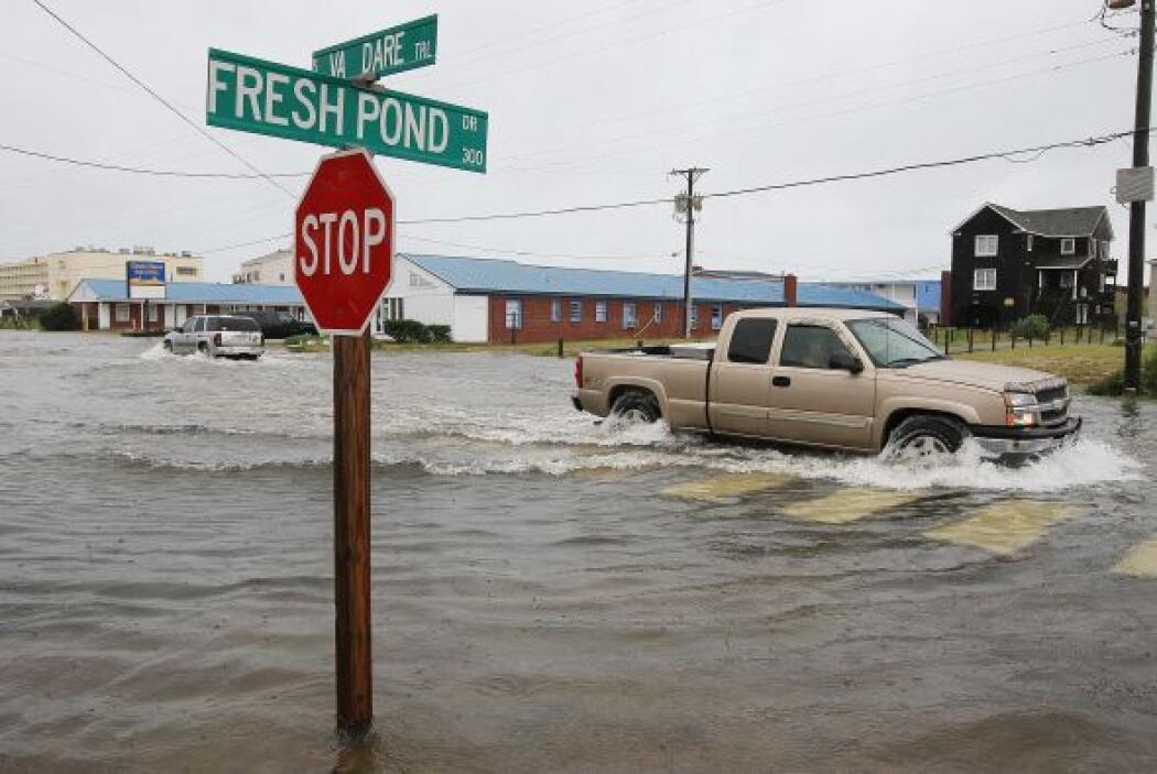 """En cuanto a la tormenta """"Fiona"""", el CNH informó que también perdió fuerz..."""