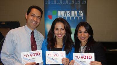 Foro votantes Houston 2012