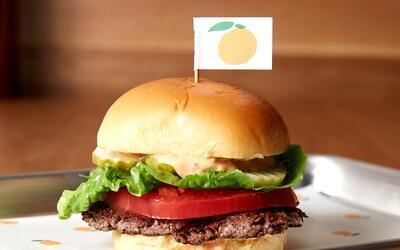 Dicen que es tan buena como una hamburguesa normal, pero es totalmente v...