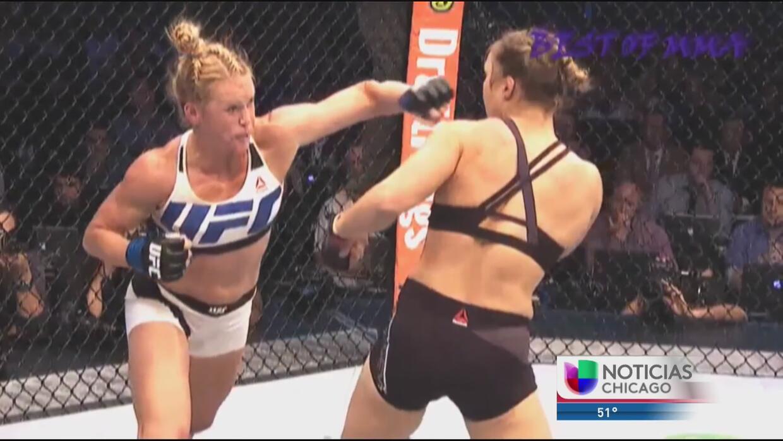 Holly Holm habla de su próxima pelea