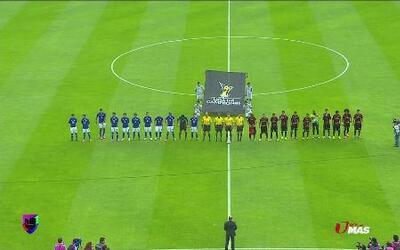 La Máquina empata 1-1 contra Alajuelense en la Liga de Campeones CONCACAF