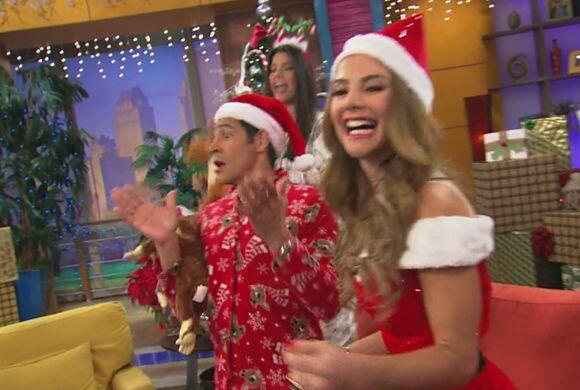 Desvelados por los festejos de Navidad pero con el mejor ánimo; Ana, Ala...