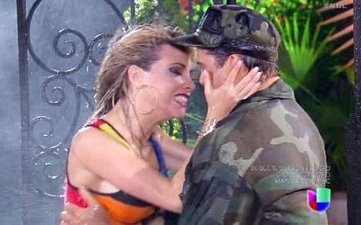 Pedro Moreno ya había tenido sus besos con Odaray