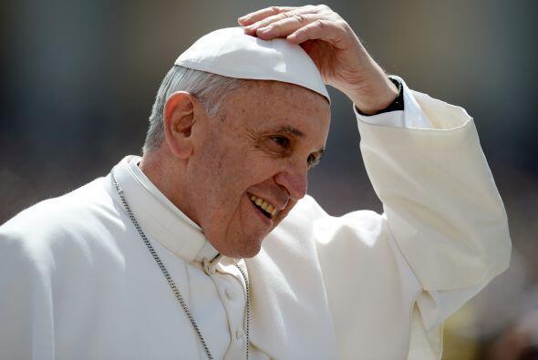 """En abril, durante una audiencia señaló: """"Dios es nues..."""