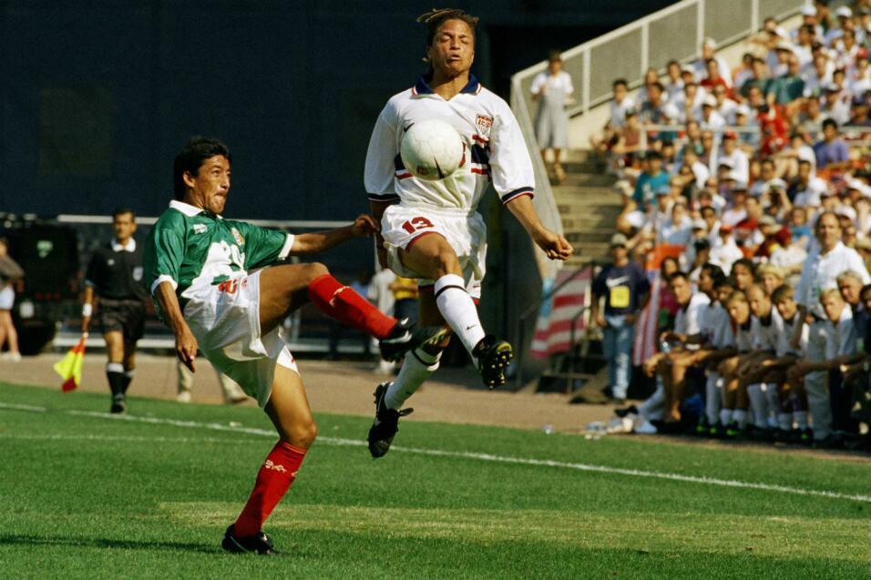 Historia de la maldición de Columbus: México vs Estados Unidos OK 1995 R...