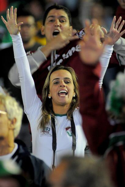 Fluminense fue otro de los clubes brasileños que no pasaron a cuartos de...