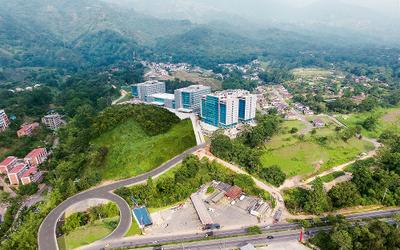 El Instituto de Oncología formará parte del Hospital Internacional de Co...