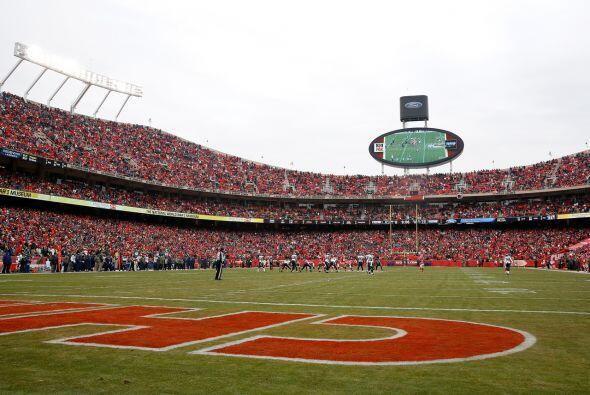Jueves, Sept. 17 -- Broncos vs. Chiefs, Arrowhead Stadium, Kansas City, Mo.