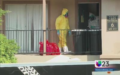 Terminó monitoreo de ébola en Dallas