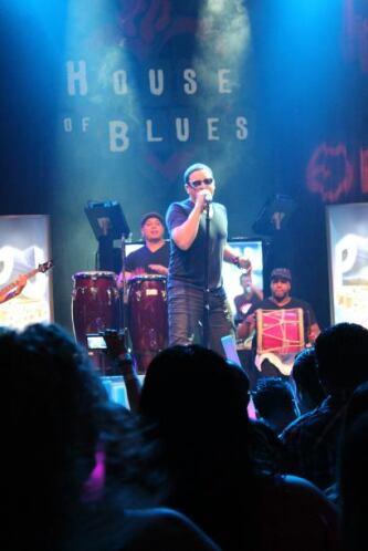 De fiesta se puso Houston esta semana con el concierto de Elvis Crespo y...
