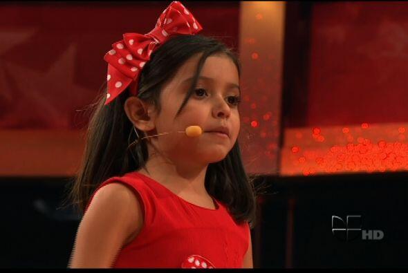 Y es que Ana Celeste es una niña encantadora.  Tanto asi que la semana p...