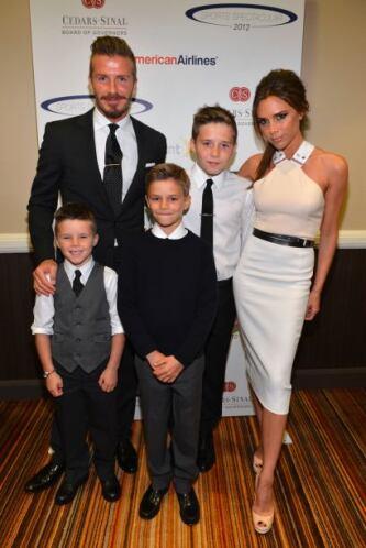 Si se habla de la familia Beckham inevitablemente tenemos que hablar de...