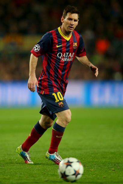 Lionel Messi (5): Tercer partido que el en el que el crack de Rosario no...