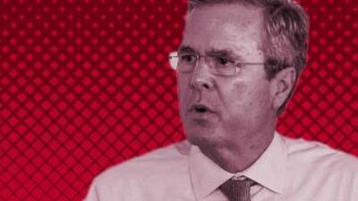 Jeb Bush, candidato republicano