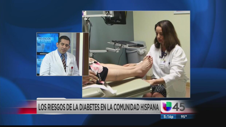 La diabetes en la comunidad hispana