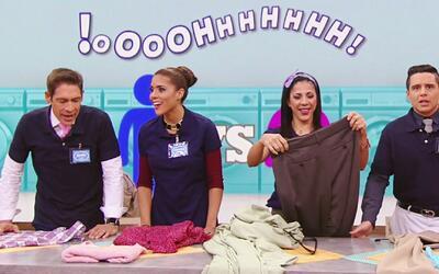 ¡Como en lavandería! Aprende a doblar tu ropa como todo un profesional