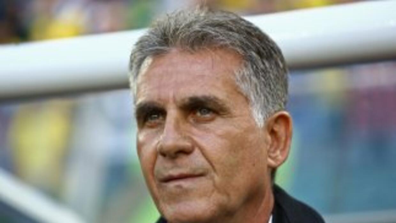 Carlos Queiroz quería sorprender con el equipo persa y llevarlos por pri...