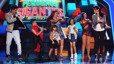 Baila con Pequeños Gigantes USA y ¡gana!