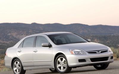 Accord Sedan EX-L 2007