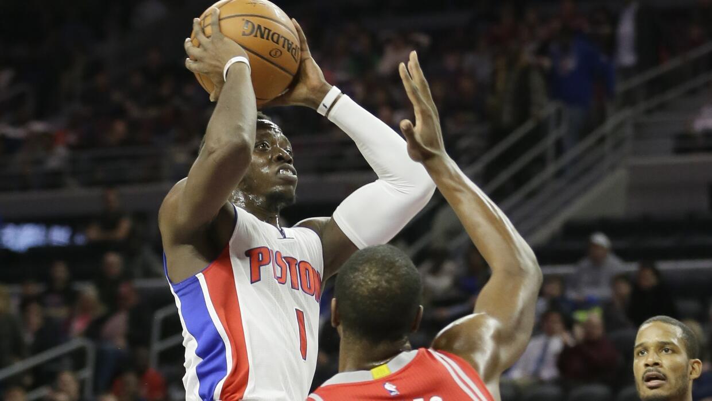 Andre Drummond añadió 24 puntos con 13 rebotes.