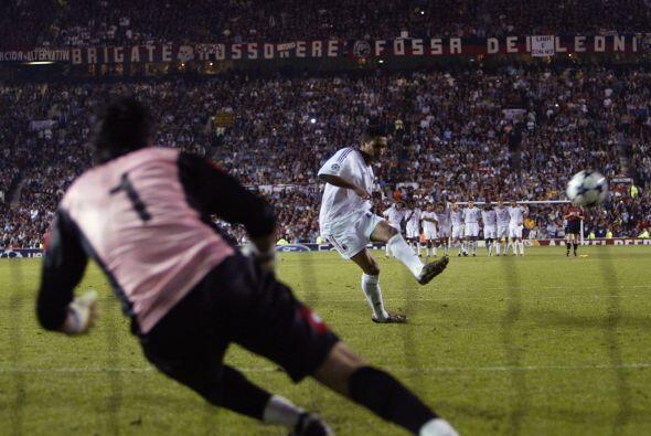 En la temporada 2002-2003, disputó con la 'Juve' la final del torneo con...