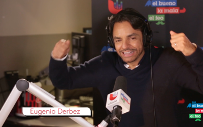 Eugenio Derbez a favor de la respuesta de Vicente Fox a Donald Trump