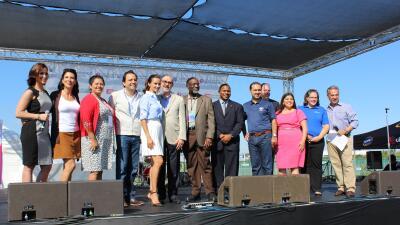 Univision Los Angeles festejó la séptima edición de su exitosa Feria de...