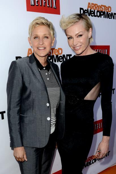No obstante, su relación no prosperó. Ahora, Ellen está casada desde hac...