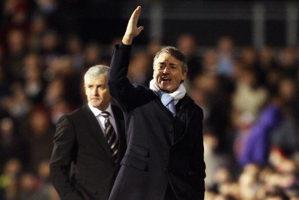No hubo tiempo para más, el Manchester City se impuso al Fulham p...