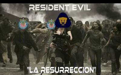 Memes de la jornada 12 Apertura 2015
