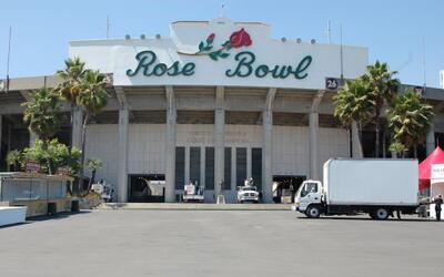 Los Angeles comenzó a vivir la fiesta que representa la Final de...